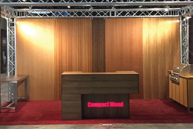 CPS Garten - Compact Wood